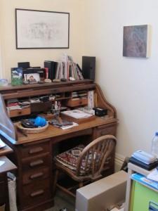 Bureau - before