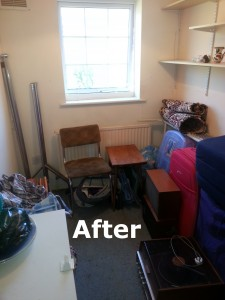 Room - after