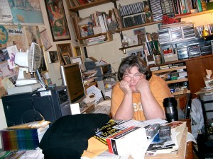 Clutter overwhelm