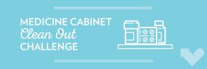 American Recall Centre Medicine Cabinet Challenge